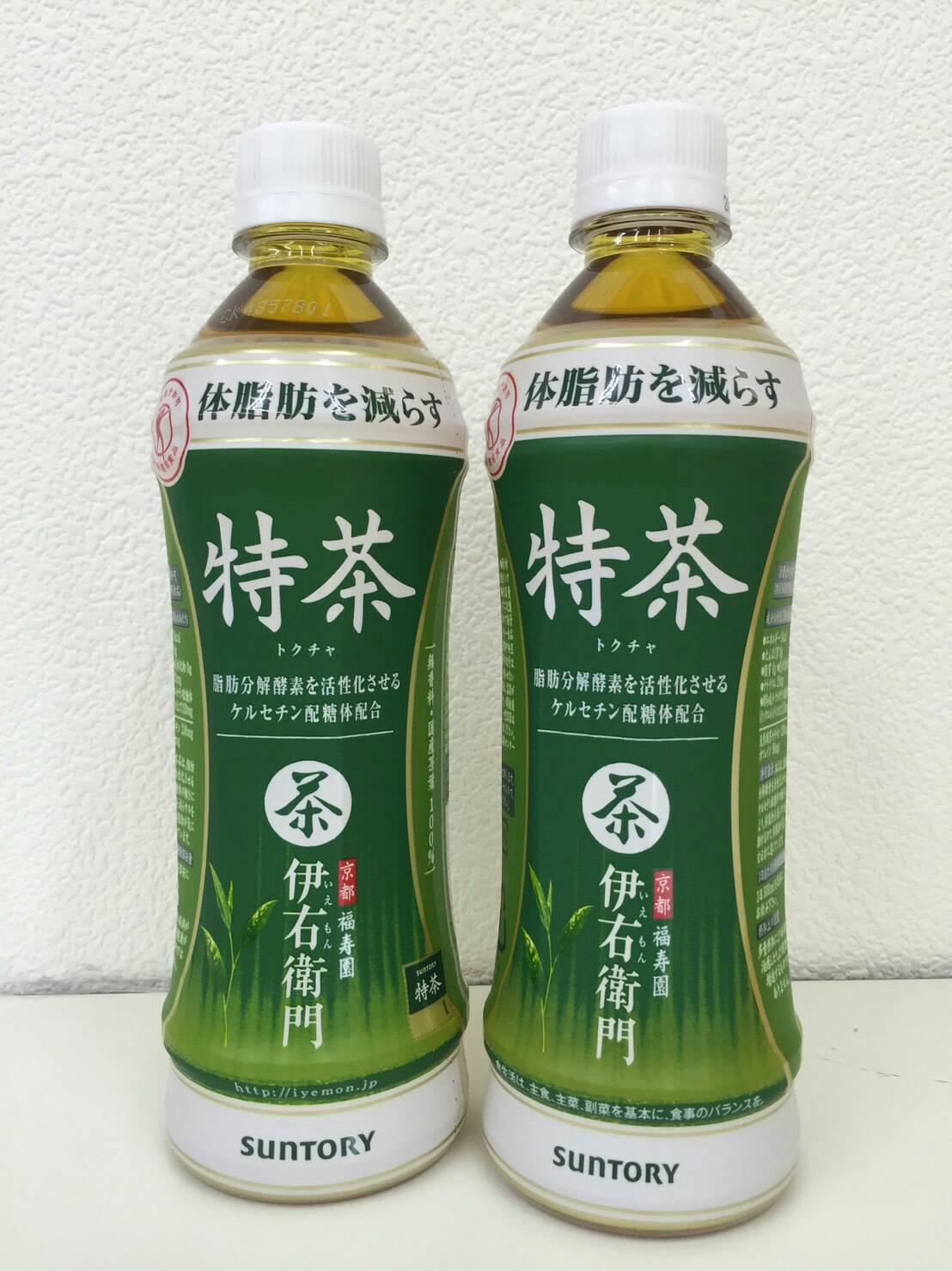 伊右衛門 特茶(500ML)